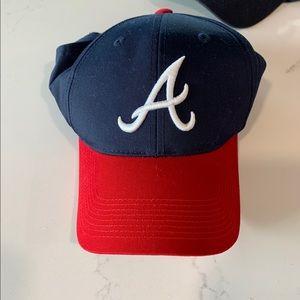 Atlanta braves classic MLB adjustable baseball cap